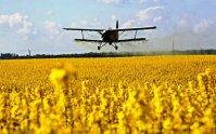 Авиация для опрыскивания рапса