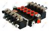 Моноблочный гидрораспределитель с электромагнитным управлением Z50